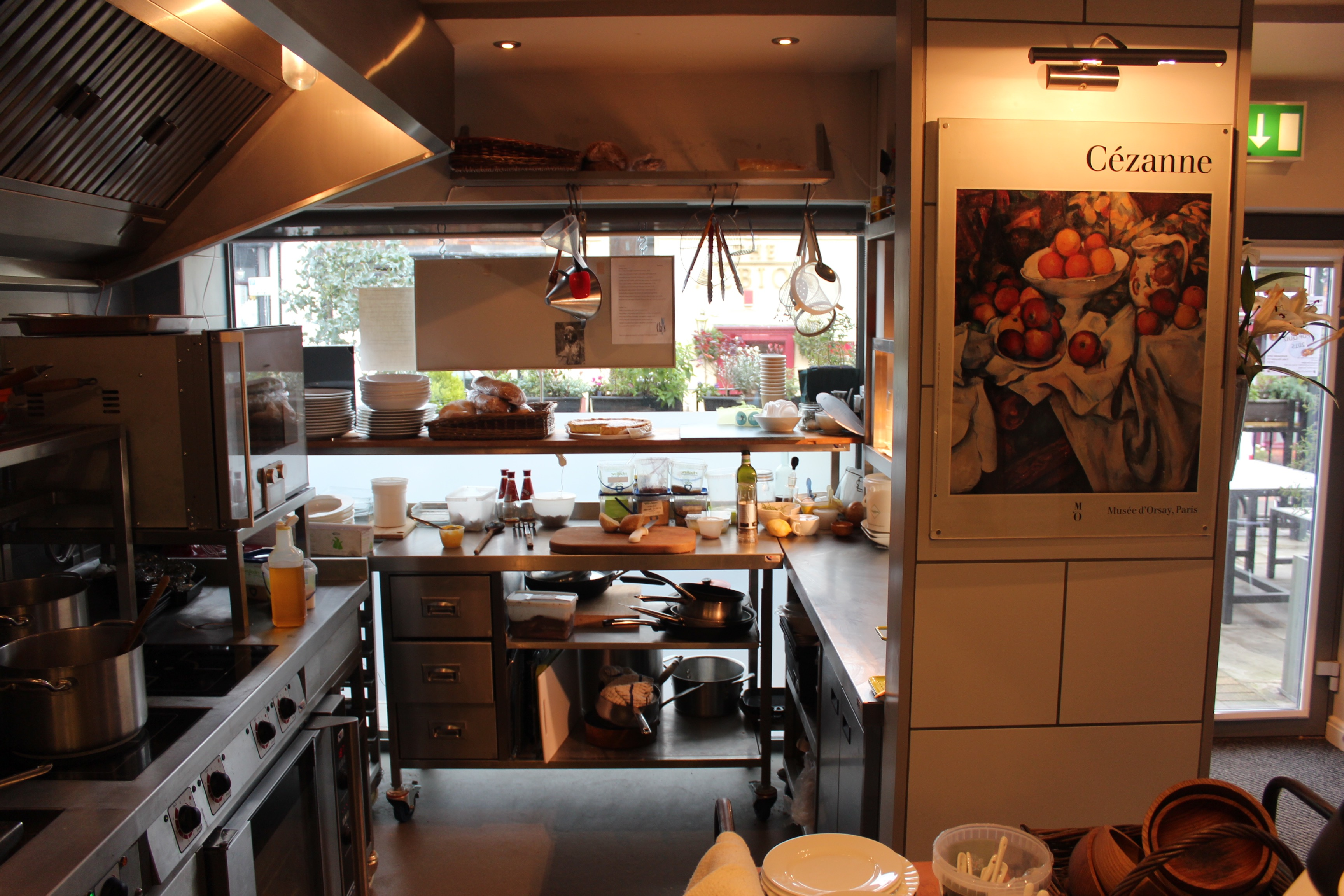 Clays @ home – a new collection and delivery food service