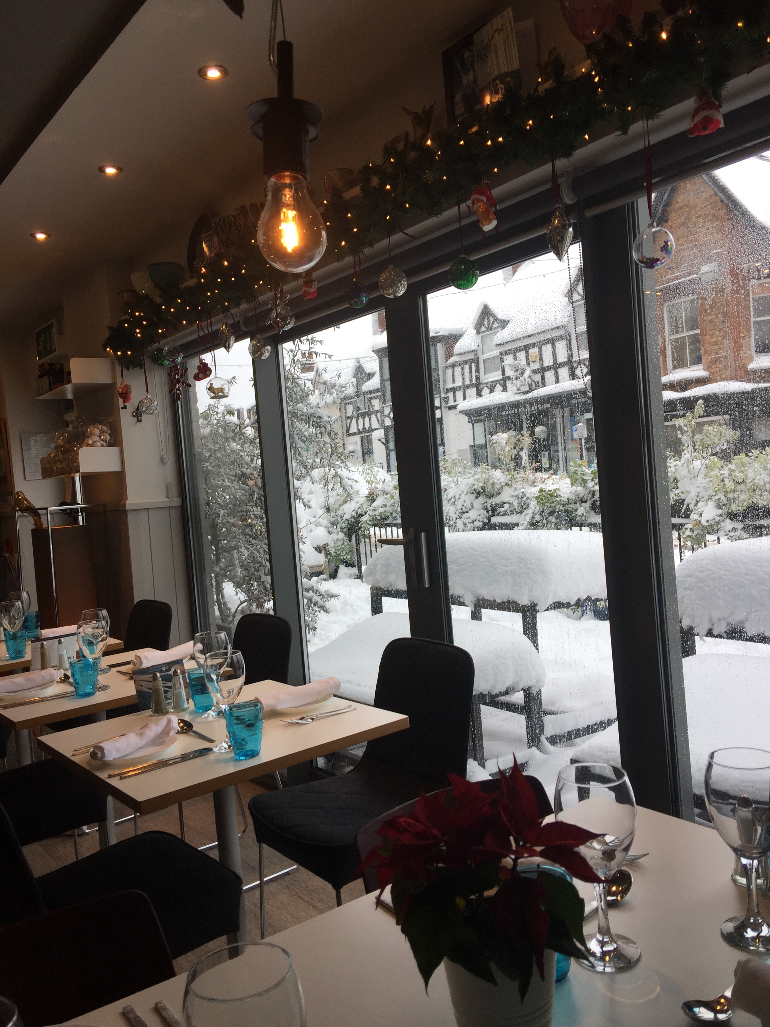 Christmas 2019 – Book anytime this December and you could win a Sunday Lunch for two !