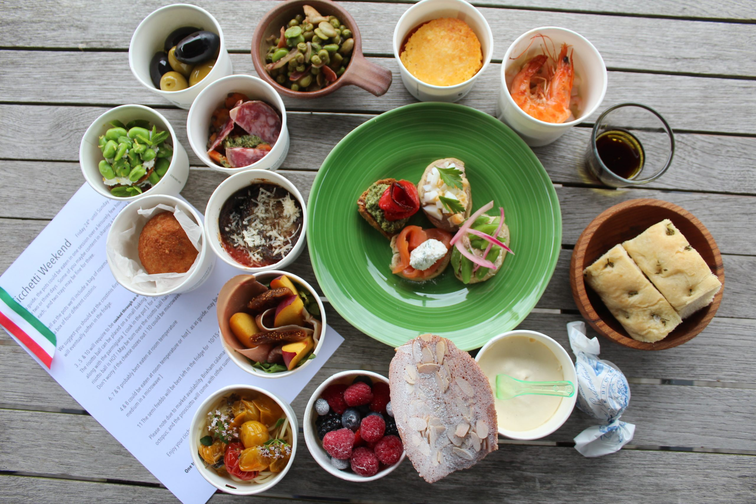 Amended opening hours and new supper menu from second week of August
